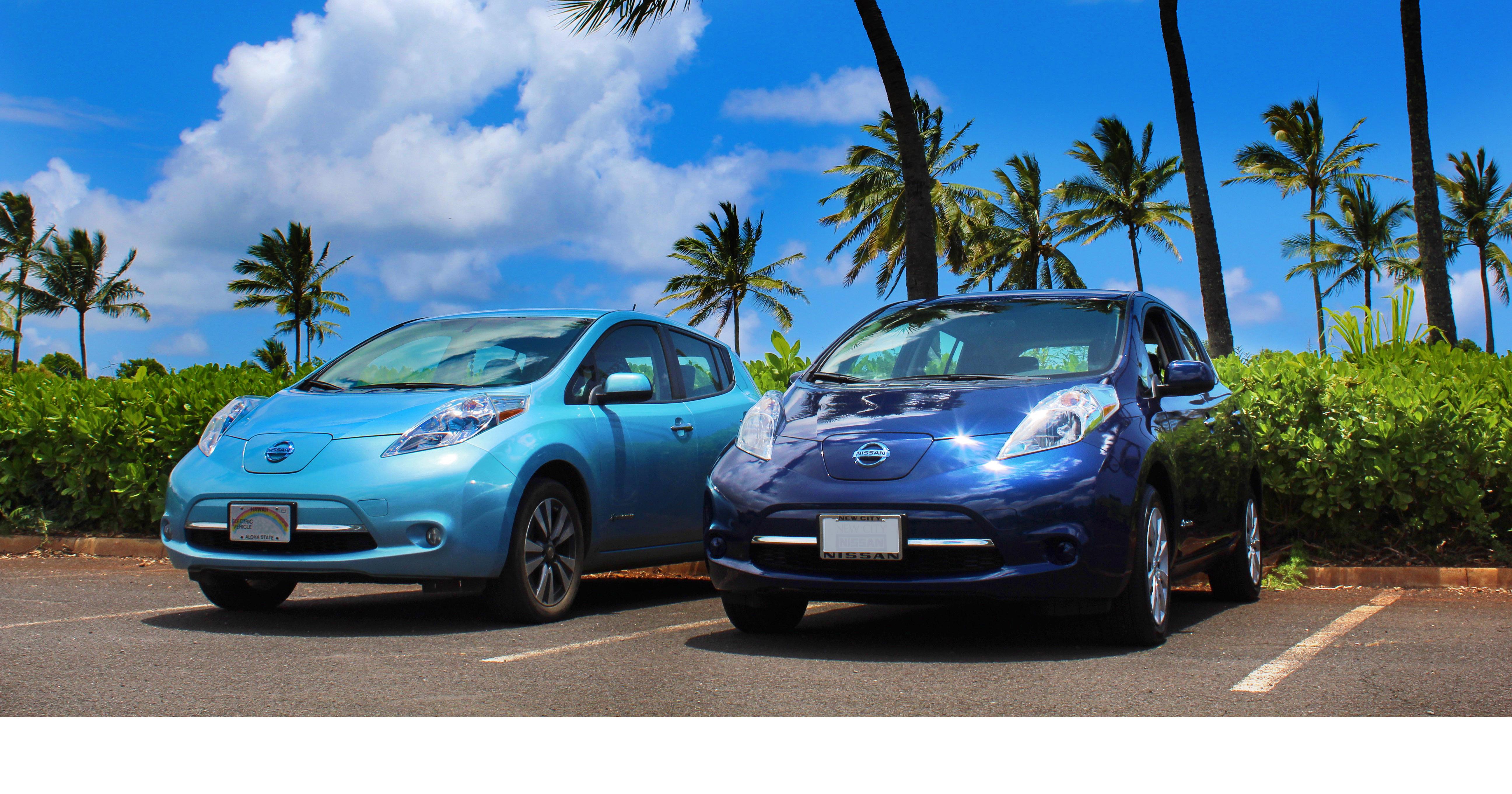 $10,000 rebate on Nissan Leaf extended to June 30