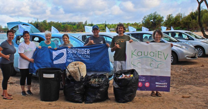 Earth Day Caravan & Beach Clean Up