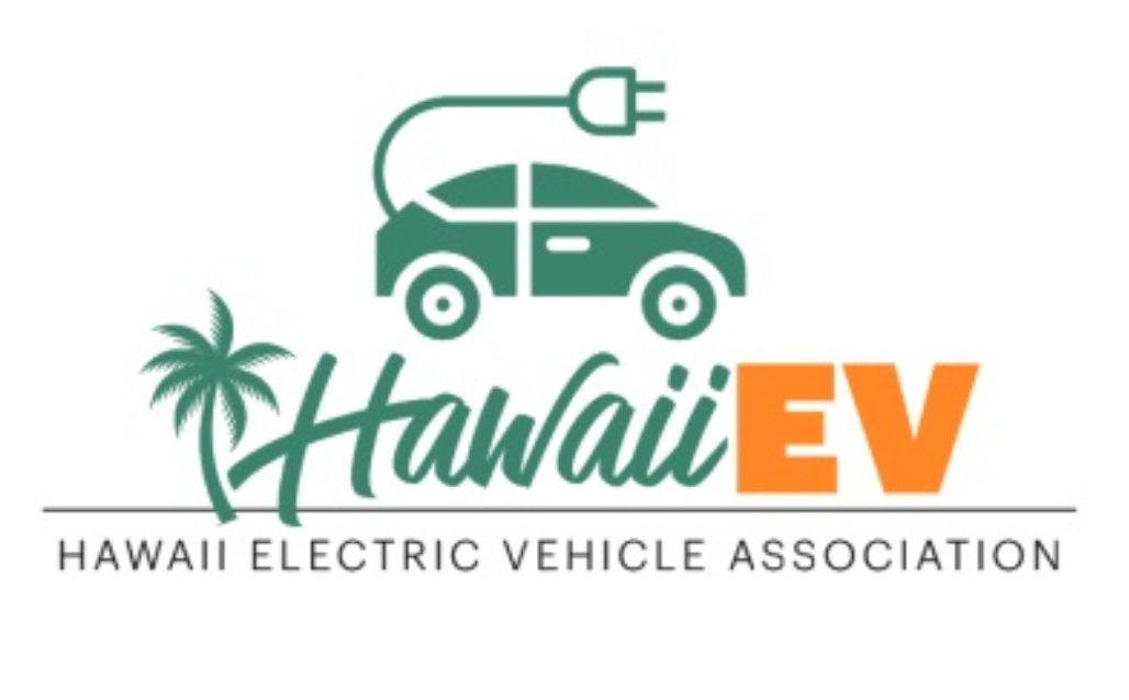 Hawaii EV logo
