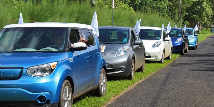 National Drive Electric Week is Coming to Hawaii!